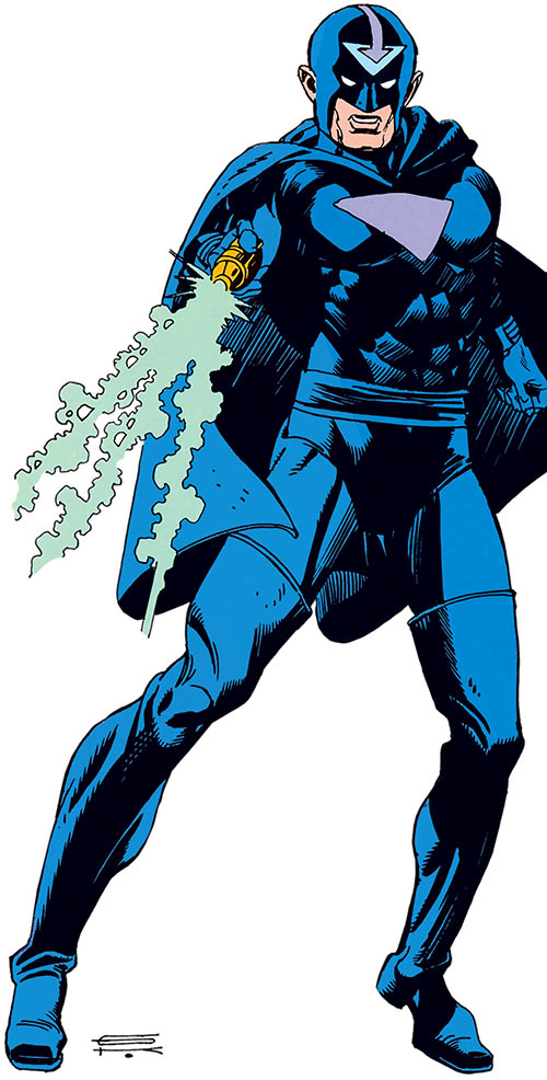 Black Hand (DC Comics) from the Who's Who