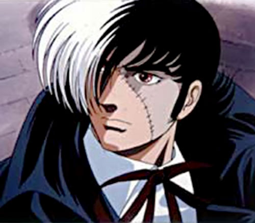 Anime Surgeon Black Jack - Osamu Tez...