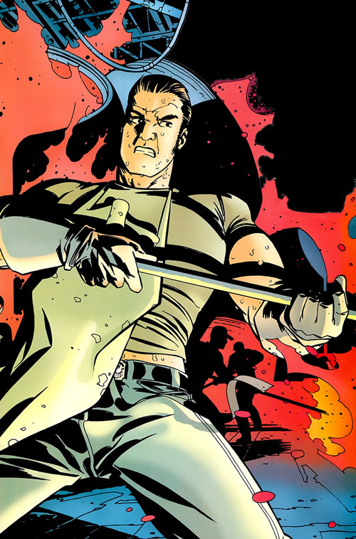 Black King Sebastian Shaw (Marvel Comics) (Hellfire Club) blacksmith forge