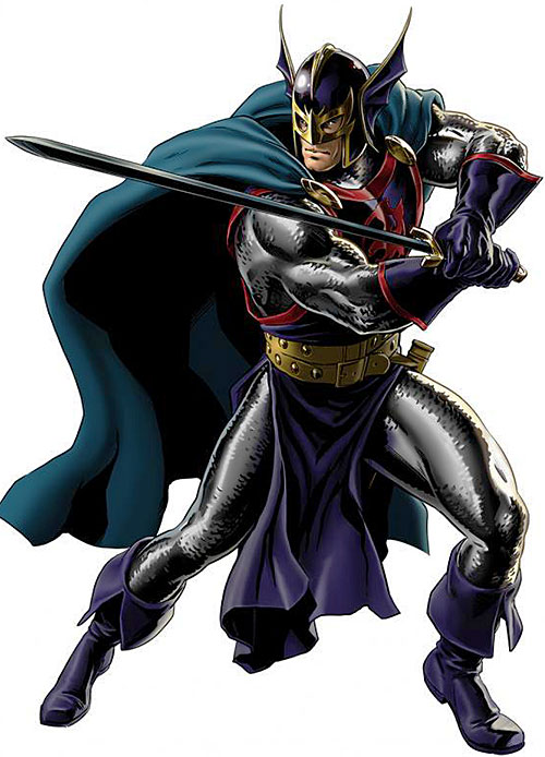Black Knight of the Avengers (Dane Whitman) (Marvel Comics)