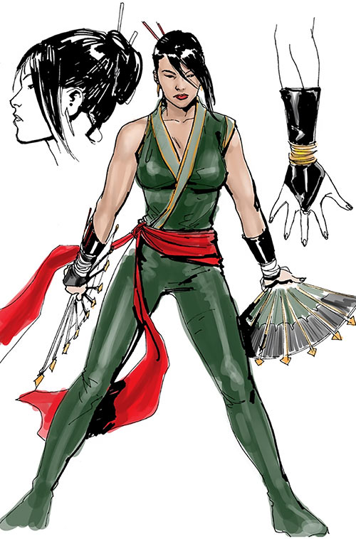 Black Lotus (Marvel Comics)