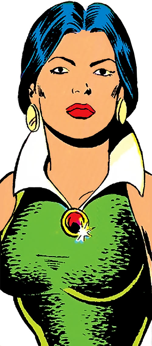 Black Lotus (Marvel Comics) original appearance