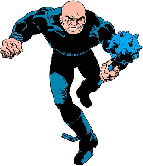 Black Mace (Legion of Super-Heroes enemy) (DC Comics)