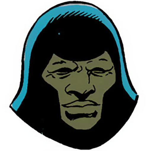 Black Mass of the Cadre (DC Comics) portrait from Who's Who