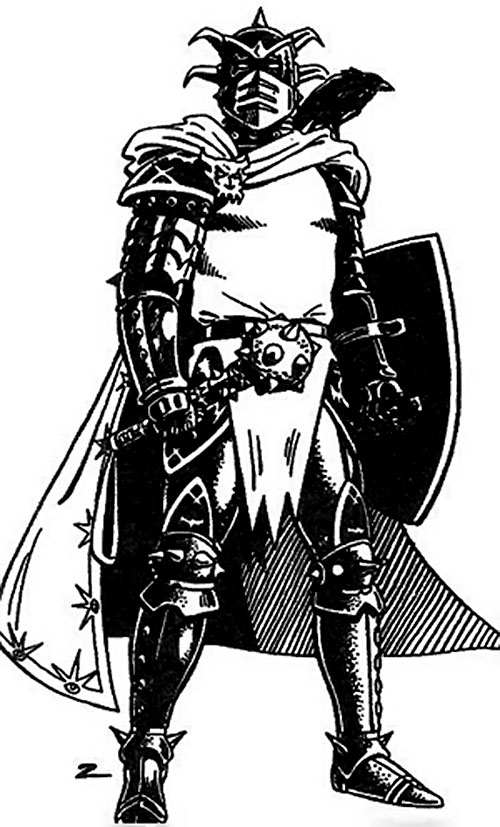 Black Paladin (Champions RPG)