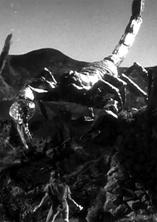 Black Scorpion (1957 monster movie)