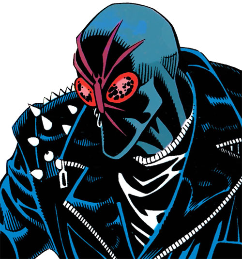 Black Spider (Johnny Lamonica) (DC Comics)