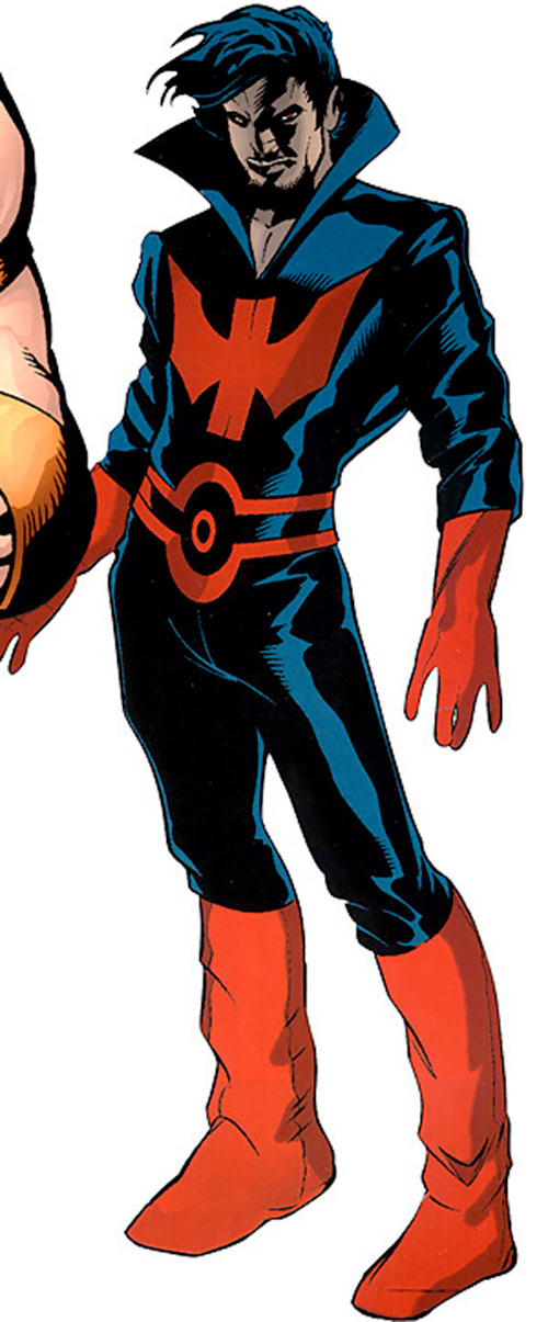 Black Tom Cassidy (X-Men enemy) (Marvel Comics) in his classic costume
