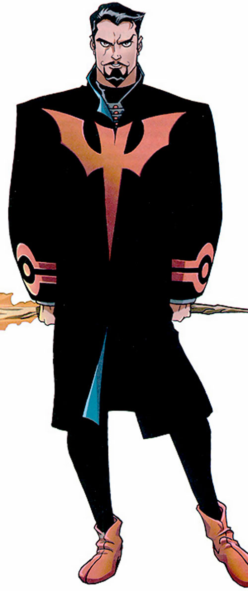 Black Tom Cassidy (X-Men enemy) (Marvel Comics)