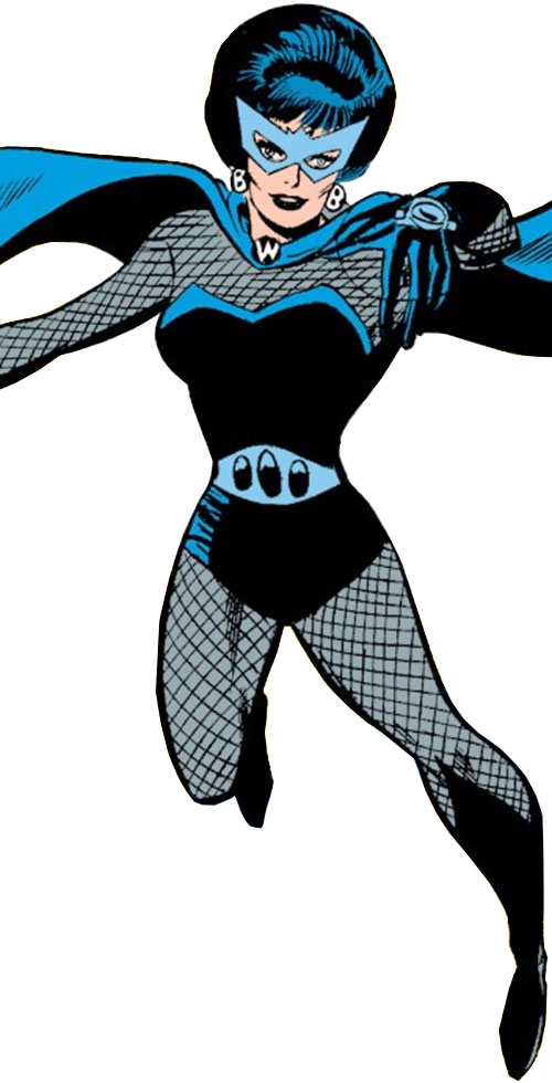 Black Widow (Romanoff) during the 1960s (Marvel Comics)