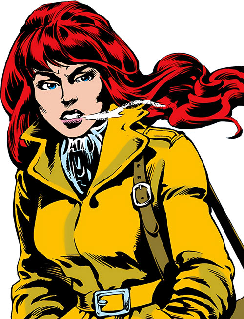 Black Widow (1970s Marvel Comics)