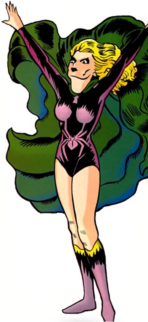 Black Widow (Marvel Comics) (Claire Voyant)