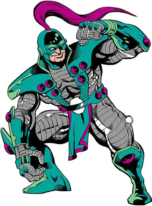 Blackguard (DC Comics villain)