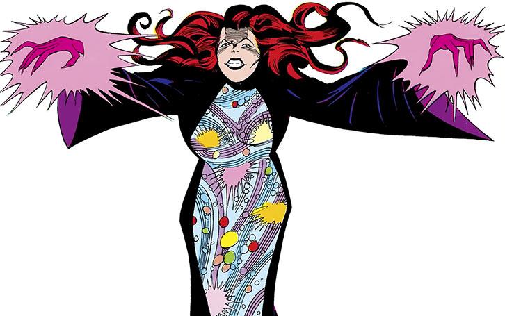 Blackstarr - DC Comics - Supergirl enemy - Carmine Infantino