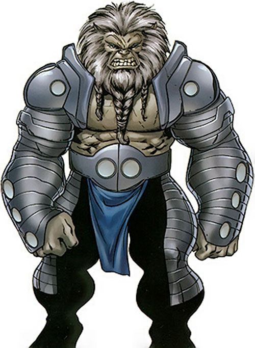 Blastaar (Marvel Comics) during the Annihilation