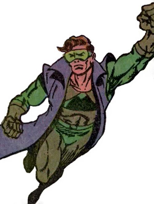Blaster of Rancor's Lieutenants (Guardians of the Galaxy enemy) (Marvel Comics)