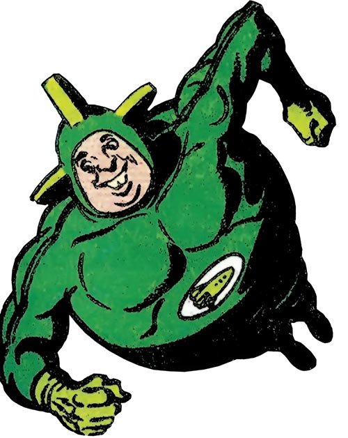 Blimp of the Inferior Five (DC Comics)