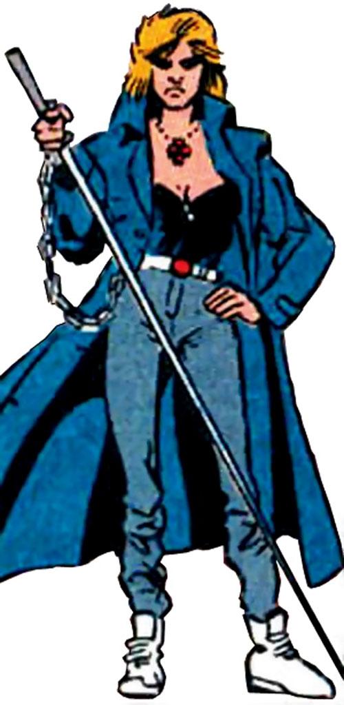 Blind Faith of the Cadre / Aryan Brigade (DC Comics)