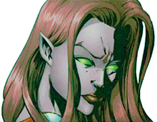 Blink of the Exiles (Marvel Comics) exiles