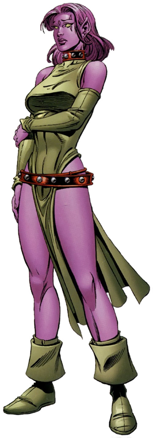 Blink of the Exiles (Marvel Comics)