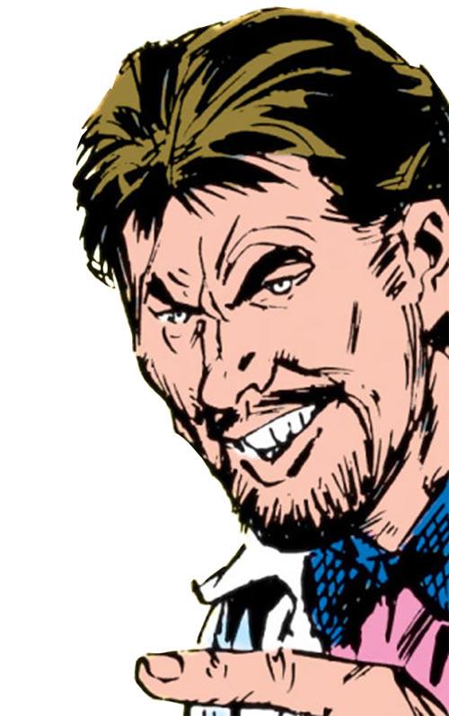 Gregor Shapanka (Jack Frost) face closeup (Iron Man enemy)