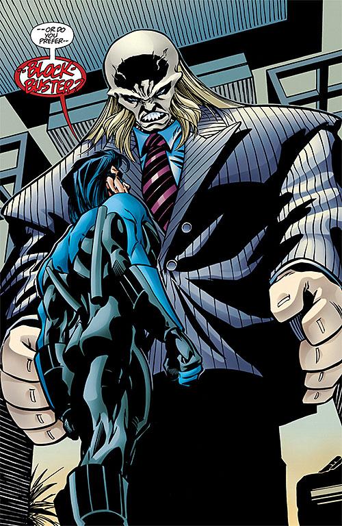 Blockbuster (Roland Desmond) (DC Comics) (Nightwing enemy)