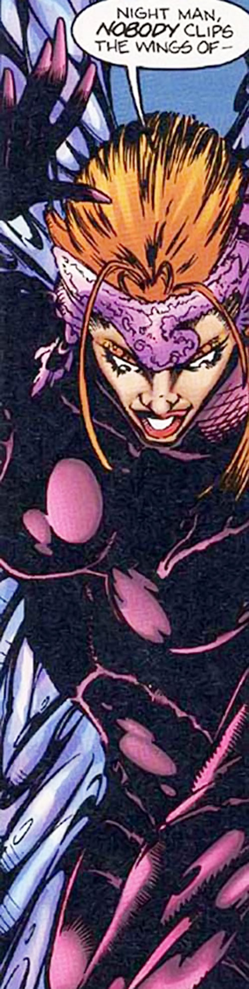 Bloodfly (Night Man enemy) (Ultraverse comics)