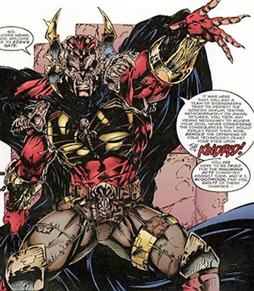 Bloodmoon (Diaz) (Image comics Kindred)