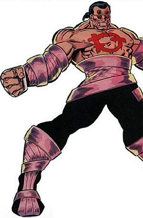 Bloodstrike (Marvel Comics) of the Folding Circle