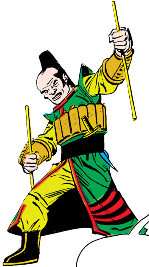Blowdart (Batman and the Outsiders character) (DC Comics)