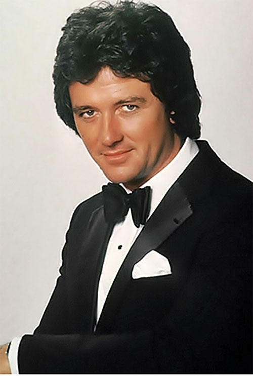 Bobby Ewing (Patrick Duffy in Dallas)
