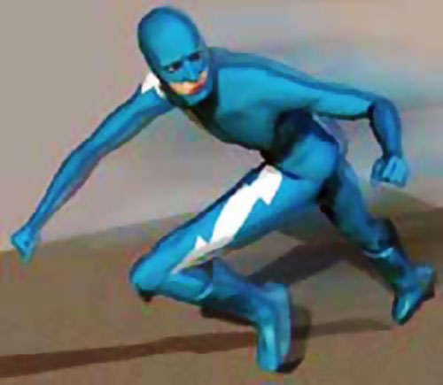 Bolt (Player character) (Speedster)
