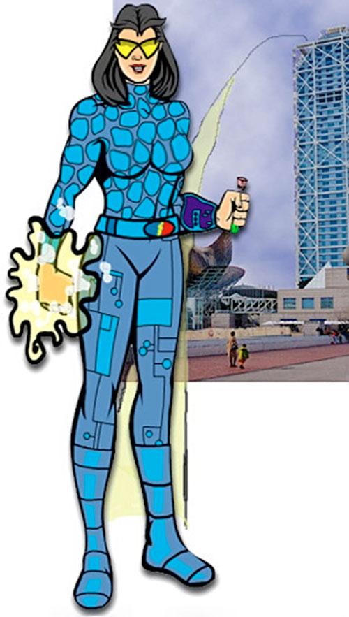 Bombolla (Barcelona super-heroine)