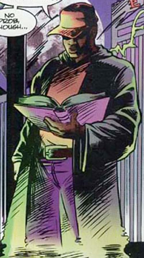 Book (Ultraverse comics) (Rex Mundi agent)