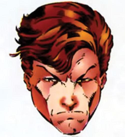Boone of Brigade (Image Comics) portrait