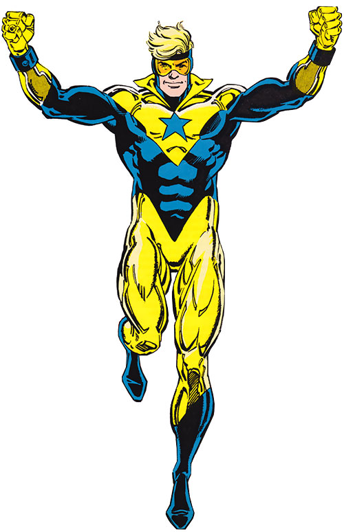 Booster Gold (DC Comics)
