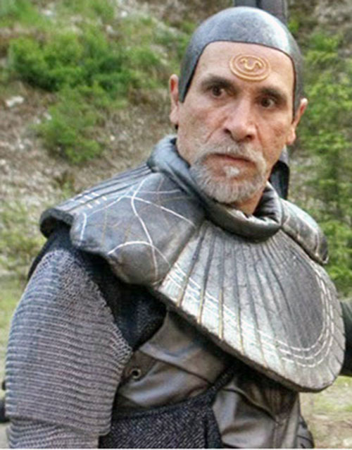 Bra'Tac (Tony Amendola in Stargate) portrait