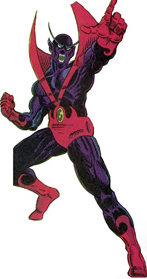 Brahl of Force (Guardians of the Galaxy enemy) (Marvel Comics)