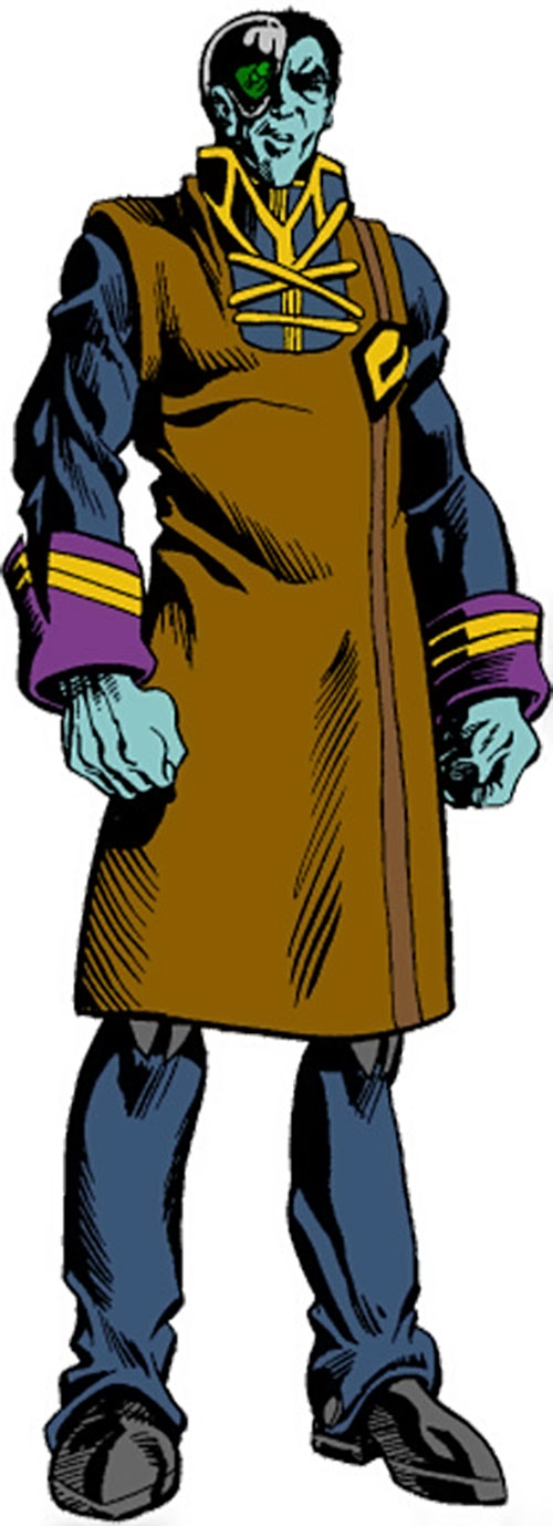Breetai Macross Robotech Zentradi Character