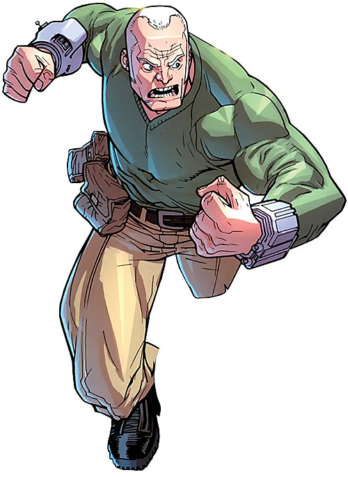 Brit (Image Comics Kirkman)