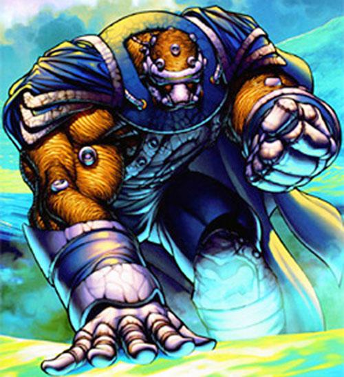 Brok Chimeran (Chimera Crossgen Comics)