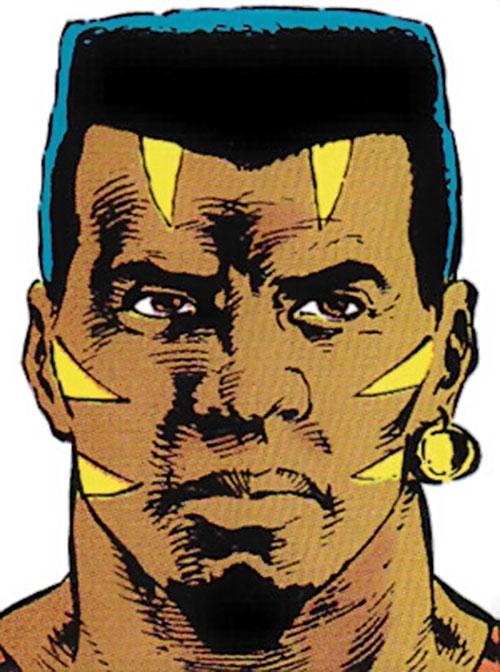 Bronze Tiger (Ben Turner) (DC Comics)