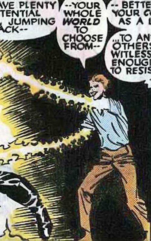 Brood Mutants (X-Men enemies) (Marvel Comics) Whiphand
