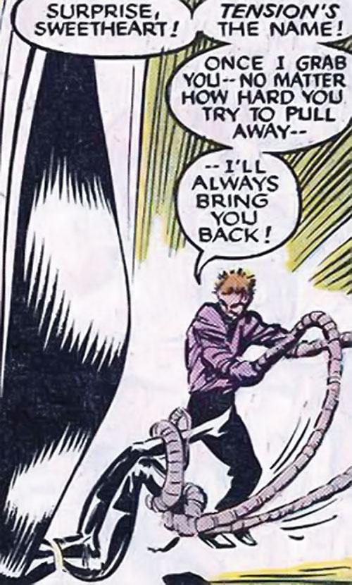 Brood Mutants (X-Men enemies) (Marvel Comics) Tension vs. Storm