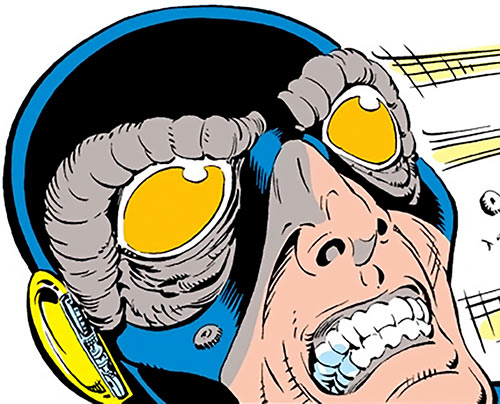 Brood aliens (X-Men enemies) (Marvel Comics) Cyclops turned into a Brood