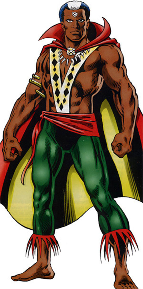 Brother Voodoo (Marvel comics)