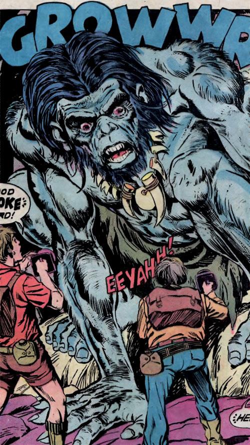 The Brute (Atlas / Seaboard comics)