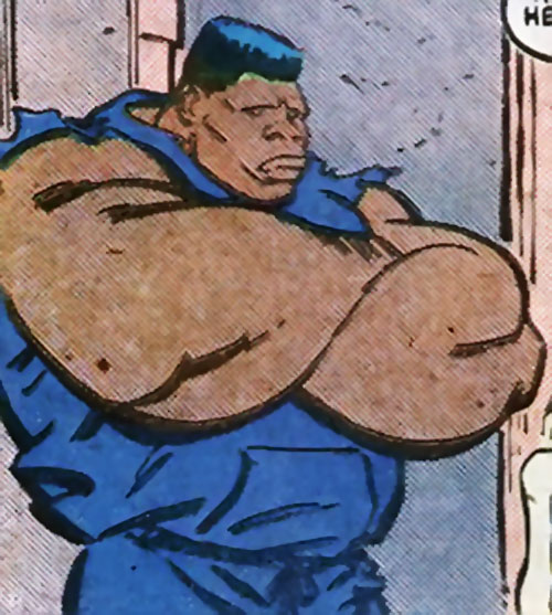 Brute of Trash (Power Pack character) (Marvel Comics)