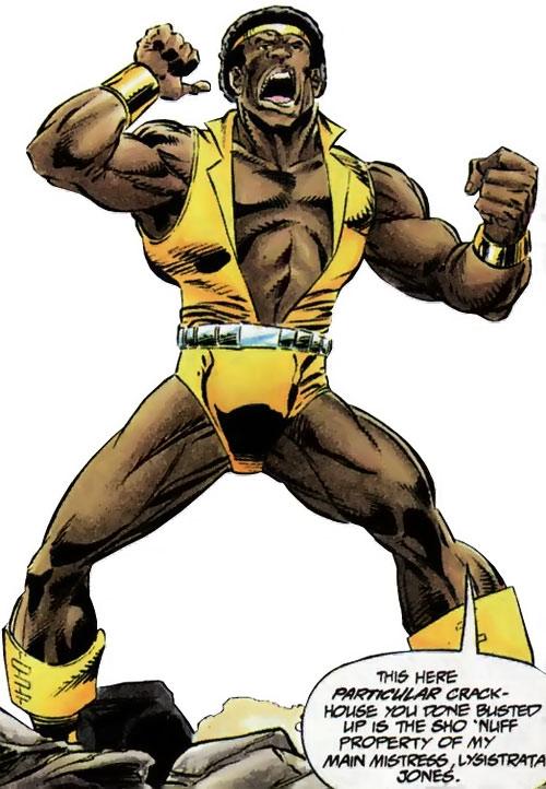 Buck Wild (Milestone Comics) posing