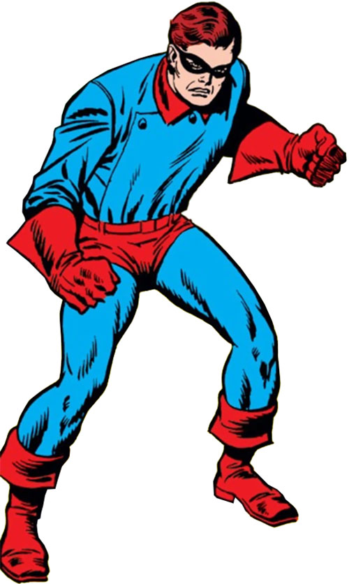 Bucky (Captain America character) (Marvel Comics) (Jack Monroe during the 1970s)